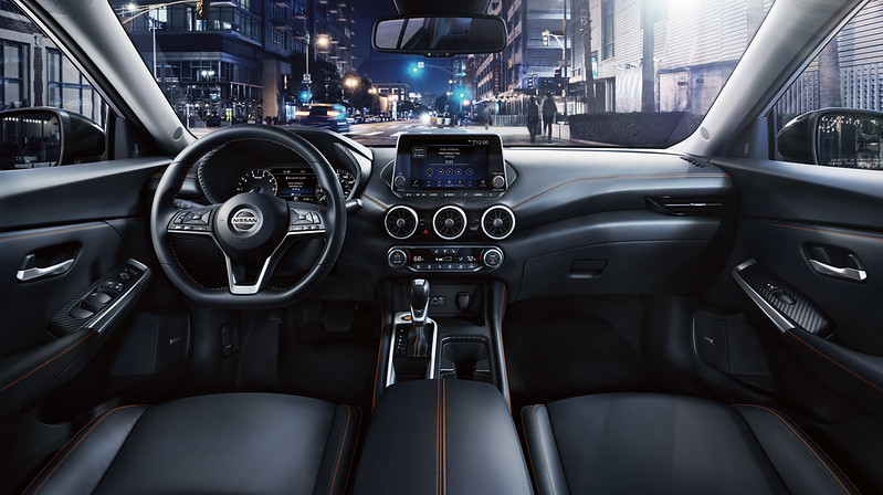 2020 Nissan Sentra Ranks on Wards 10 Best Interiors List | Dixon, IL